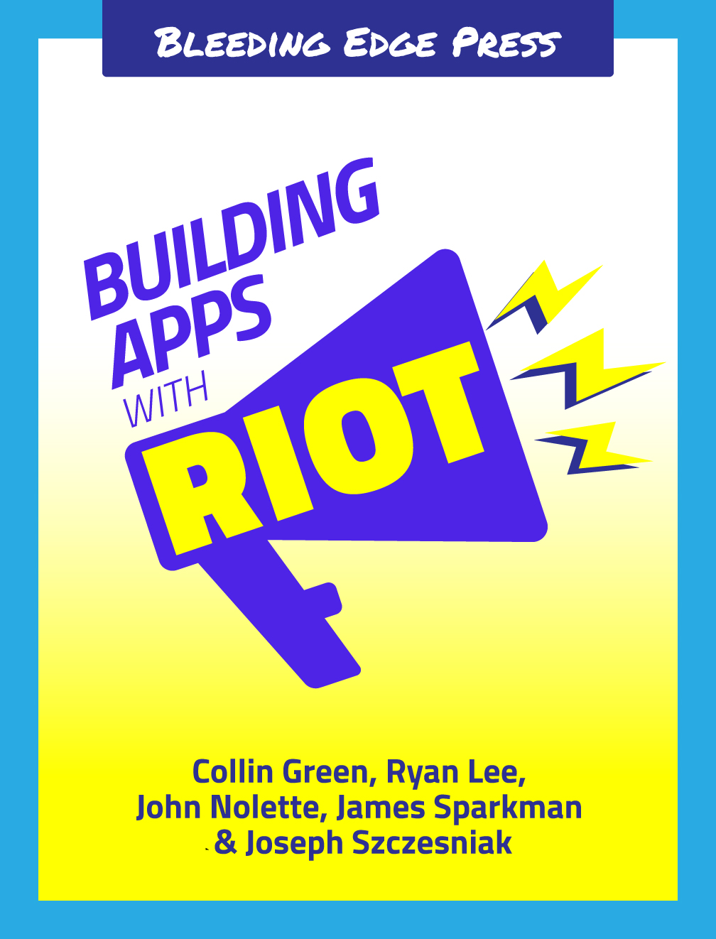 cover of riotjs book